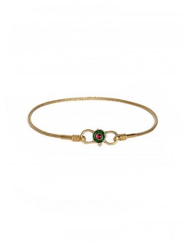 bracelet padawan vert