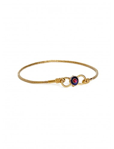 bracelet padawan bleu nuit